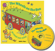 The Wheels on the Bus go Round and Round - cover