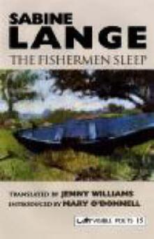 Fishermen Sleep - Sabine Lange - cover
