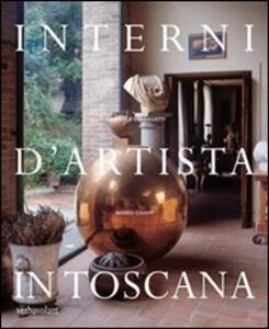 Interni d'artista in Toscana - Mariella Sgaravatti,Mario Ciampi - copertina