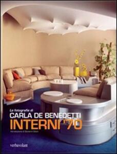 Interni '70 - Carla De Benedetti - copertina