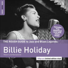 The Rough Guide - Vinile LP di Billie Holiday