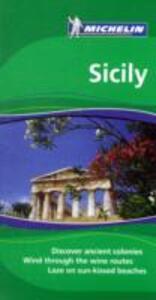 Sicilia. Ediz. inglese - copertina