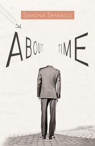 Libro in inglese About Time  - Simona Sparaco