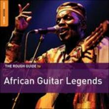 The Rough Guide to African Guitar Legend - Vinile LP