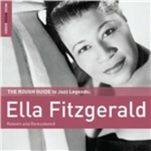 The Rough Guide to Jazz Legends - Vinile LP di Ella Fitzgerald