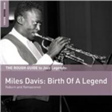 The Rough Guide to Jazz Legends - Vinile LP di Miles Davis