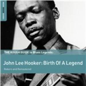The Rough Guide to Blues Legends - Vinile LP di John Lee Hooker