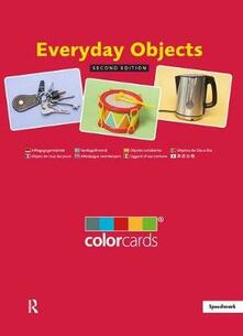 Everyday Objects: Colorcards: 2nd Edition - Speechmark - cover