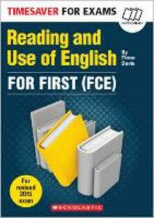 Reading and Use of English for First (FCE) - Fiona Davis - cover