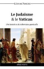 Le Judaisme & le Vatican