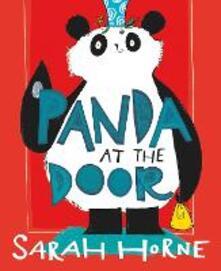 Panda at the Door - Sarah Horne - cover