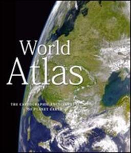 Word Atlas. Ediz. italiana - copertina