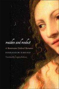 Maiden and Modest - Bernardim Ribeiro - cover
