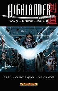 Highlander: Way of the Sword - J. T. Krul - cover