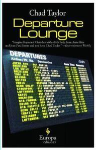 Departure lounge - Chad Taylor - copertina