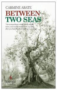 Between two seas - Carmine Abate - copertina