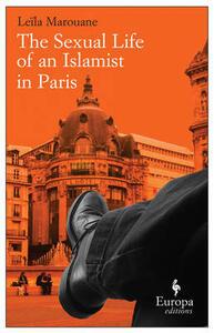 The sexual life of an islamist in Paris - Leïla Marouane - copertina