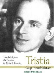 Tristia - Osip Mandel'shtam - cover