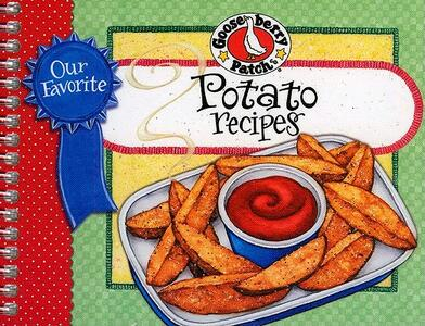 Our Favorite Potato Recipes - cover