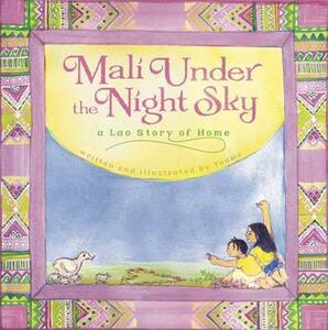 Mali Under the Night Sky: A Lao Story of Home - cover