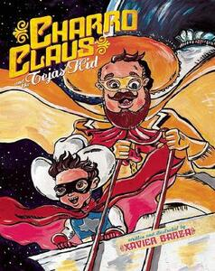 Charro Claus and the Tejas Kid - cover