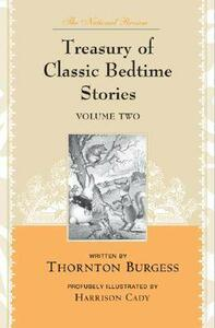 Treasury of Classic Bedtime Stories - Thornton W. Burgess - cover