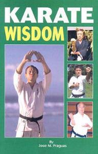 Karate Wisdom - Jose M Fraguas - cover