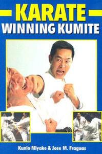 Winning Kumite - Kunio Miyake - cover