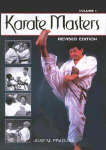 Karate Masters Volume 1 - Jose Fraguas - cover