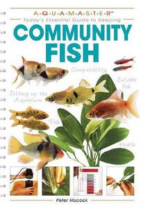 Community Fish - Peter Hiscock - cover