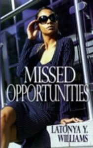 Missed Opportunities - LaTonya Y. Williams - cover