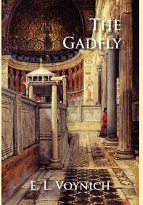 The Gadfly - E., L. Voynich - cover