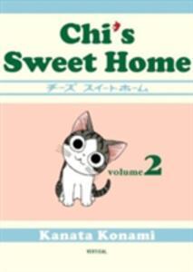 Chi's Sweet Home - Kanata Konami - cover
