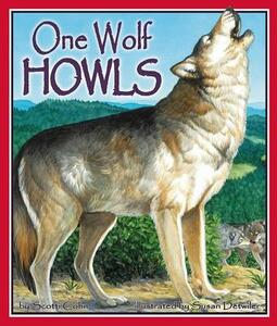 One Wolf Howls - Scotti Cohn - cover