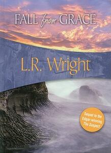Fall from Grace: Karl Alberd #4 - L. R. Wright - cover