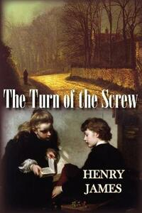 The Turn of the Screw - Henry James - cover