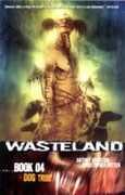 Libro in inglese Wasteland Antony Johnston