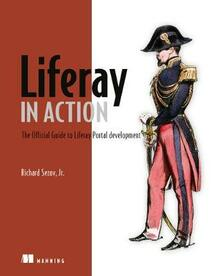 Liferay in Action - Richard Sezov, Jr - cover