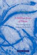 Libro in inglese A Million Years of Music: The Emergence of Human Modernity Gary Tomlinson