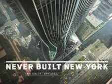 Libro in inglese Never Built New York Greg Goldin Sam Lubell