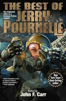 Best of Jerry Pournelle - cover