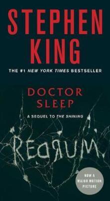 Doctor Sleep - Stephen King - cover
