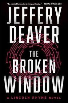 The Broken Window, 8 - Jeffery Deaver - cover