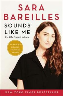 Sounds Like Me: My Life (So Far) in Song - Sara Bareilles - cover