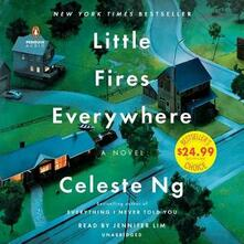 Little Fires Everywhere - Celeste Ng - cover