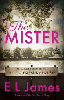 The Mister - E L James - cover