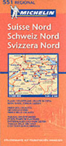 Suisse nord 1:200.000