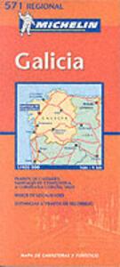 Galicia 1:400.000 - copertina