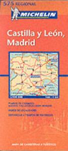 Castilla y Lèon, Madrid 1:400.000