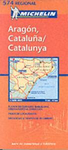 Aragôn, Cataluña 1:400.000